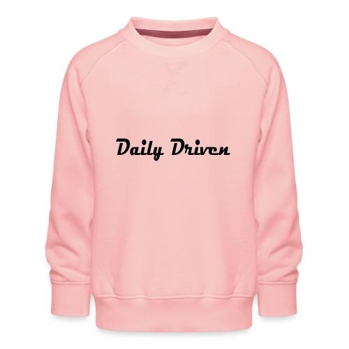 Daily Driven Shirt - Kinderen premium sweater