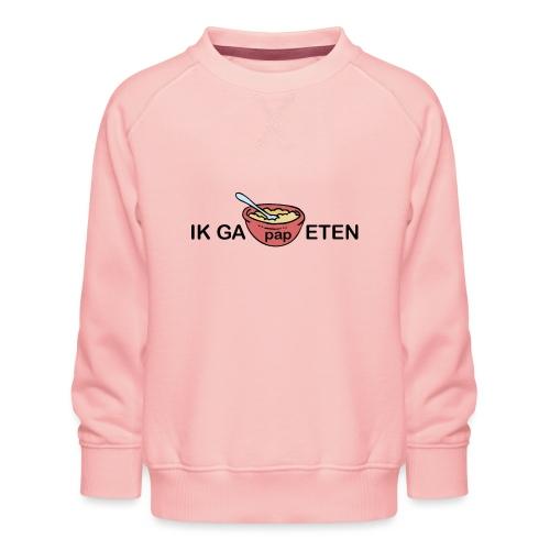 IK GA PAP ETEN - Kinderen premium sweater