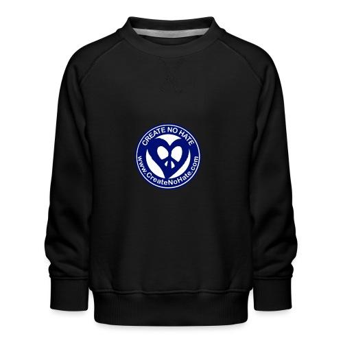 THIS IS THE BLUE CNH LOGO - Kids' Premium Sweatshirt