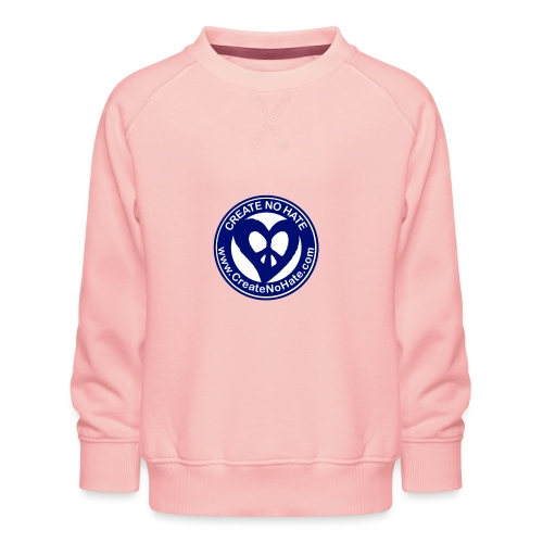THIS IS THE BLUE CNH LOGO - Kids' Premium Sweatshirt