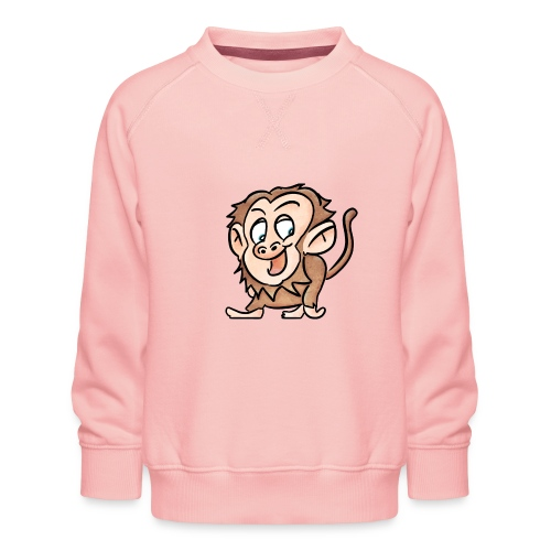 Aap - Kinderen premium sweater