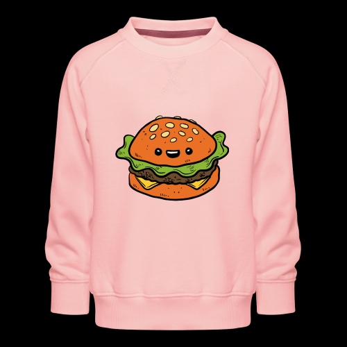 Star Burger - Kinderen premium sweater