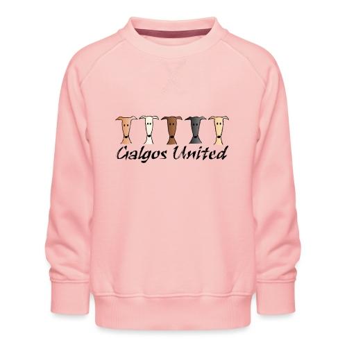 Galgos united - Kinder Premium Pullover
