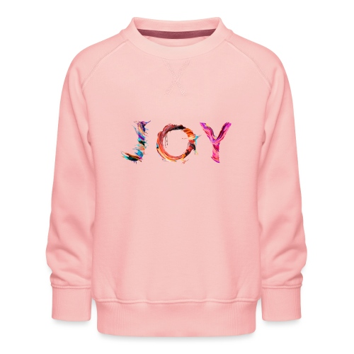 Joy - Sweat ras-du-cou Premium Enfant