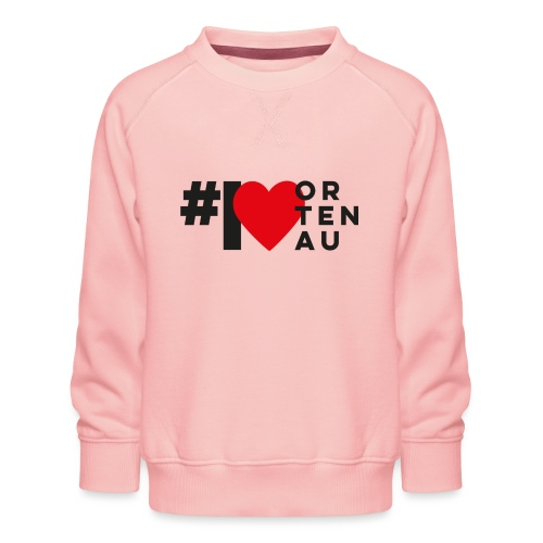 # I LOVE ORTENAU - Kinder Premium Pullover