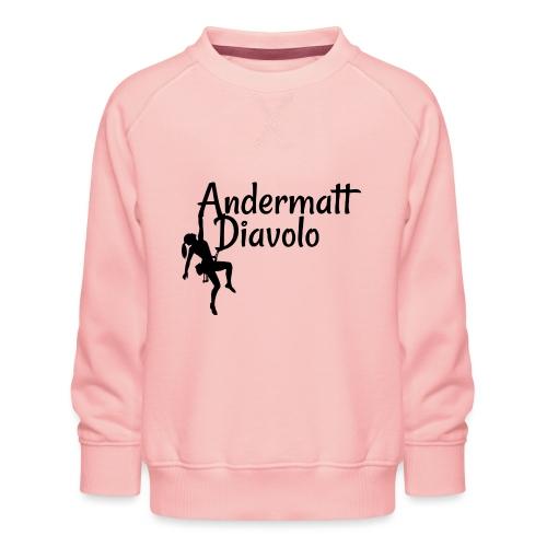 Andermatt Diavolo Uri Geschenkidee - Kinder Premium Pullover