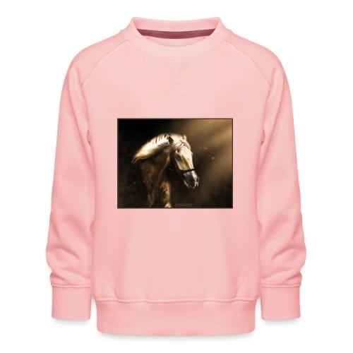 The Restless Stallion - Kinderen premium sweater