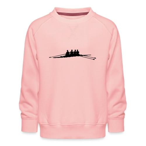 Roeien 1C - Kinderen premium sweater