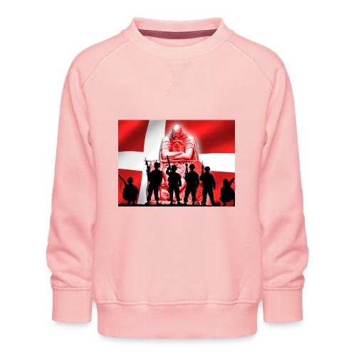 Holger Danske - Børne premium sweatshirt
