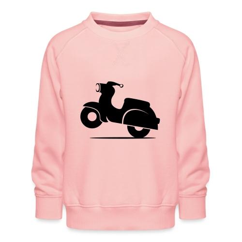 Schwalbe knautschig - Kinder Premium Pullover
