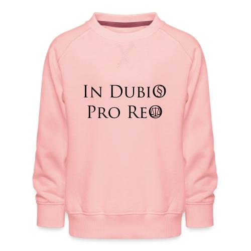 In Dubio pro Reo - Kinder Premium Pullover