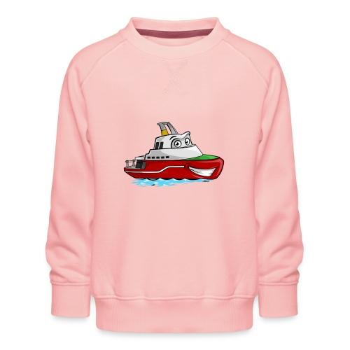Boaty McBoatface - Kids' Premium Sweatshirt