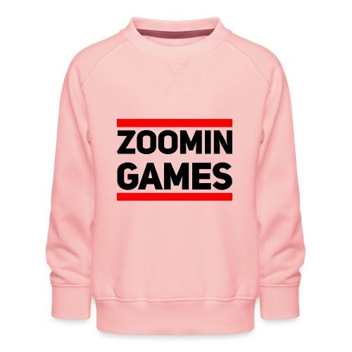 9815 2CRUN ZG - Kids' Premium Sweatshirt