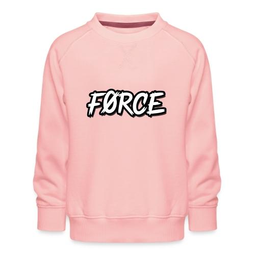 K - Kinderen premium sweater