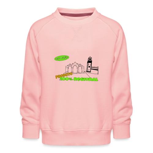 City Gates - Kids' Premium Sweatshirt