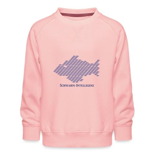 Schwarmintelligenz (Premium Shirt) - Kinder Premium Pullover