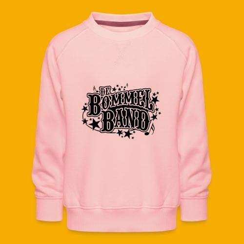 bb logo - Kinderen premium sweater