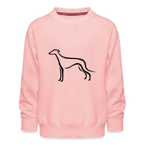 Greyhound - Kinder Premium Pullover