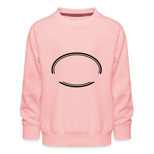 Kreis offen - Kinder Premium Pullover