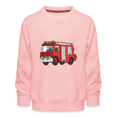 Engine 7 - Kinder Premium Pullover