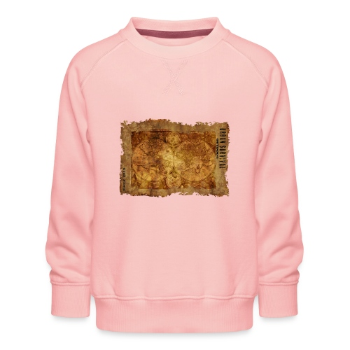 map of the world 2241469 1920 - Kinder Premium Pullover