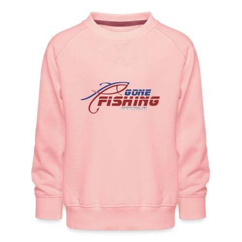 GONE-FISHING (2022) DEEPSEA/LAKE BOAT COLLECTION - Kids' Premium Sweatshirt