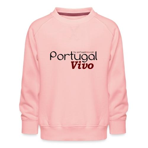 Portugal Vivo - Sweat ras-du-cou Premium Enfant
