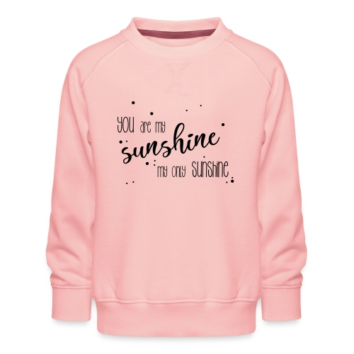 shirtsbydep sunshine - Kinderen premium sweater