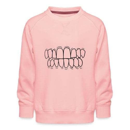 TEETH! - Kids' Premium Sweatshirt