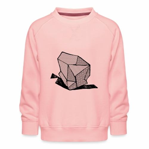 ROCK No 1 b w - Kinderen premium sweater
