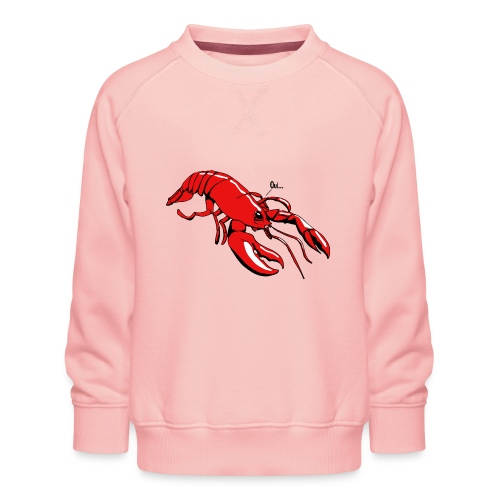 Lobster - Kids' Premium Sweatshirt