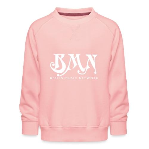 bmn ercan 1white - Kinder Premium Pullover