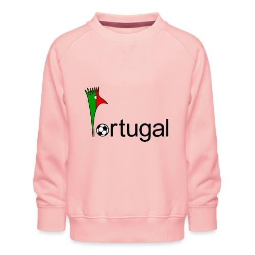 Galoloco Portugal 1 - Kids' Premium Sweatshirt