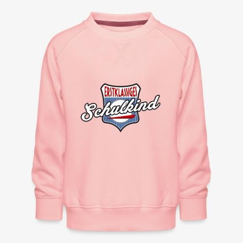 Erstklassiges Schulkind 1 - Kinder Premium Pullover