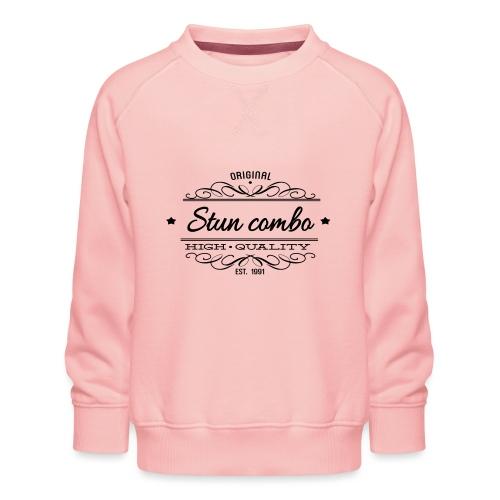 Stun Combo! - Kids' Premium Sweatshirt