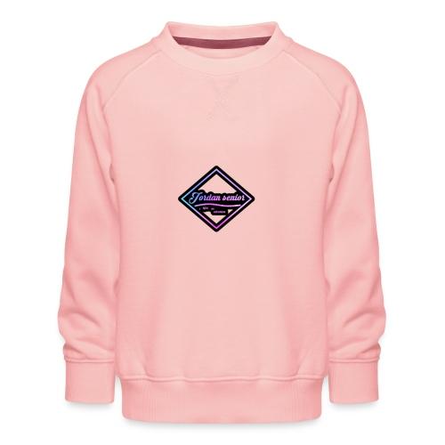 jordan sennior logo - Kids' Premium Sweatshirt