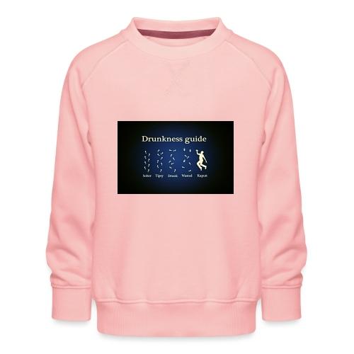 DRUNK - Kinderen premium sweater