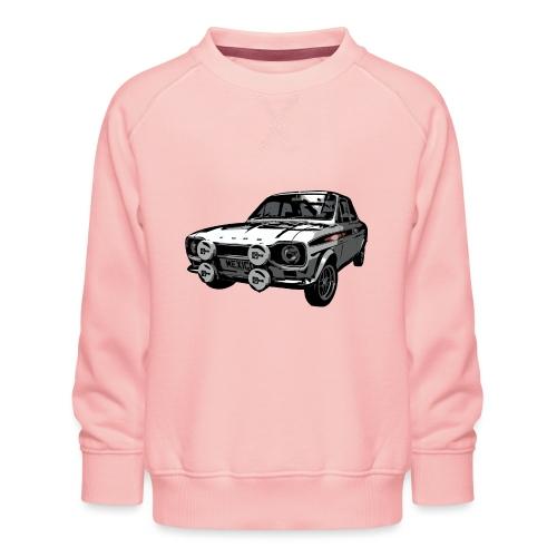 Mk1 Escort - Kids' Premium Sweatshirt