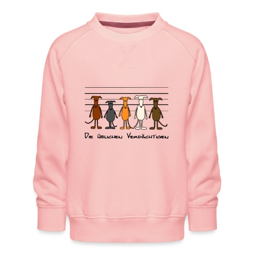 Die üblichen Verdächtigen - Kinder Premium Pullover
