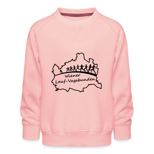 Laufvagabunden T Shirt - Kinder Premium Pullover