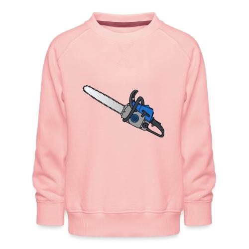 Kettensäge - Kinder Premium Pullover