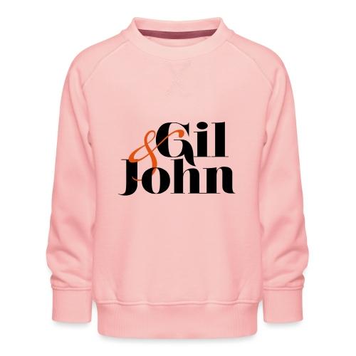 gil & john - Sweat ras-du-cou Premium Enfant