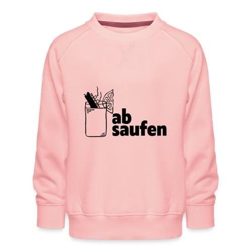 absaufen - Kinder Premium Pullover