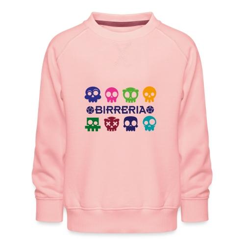 Kids color Skulls - Kinder Premium Pullover