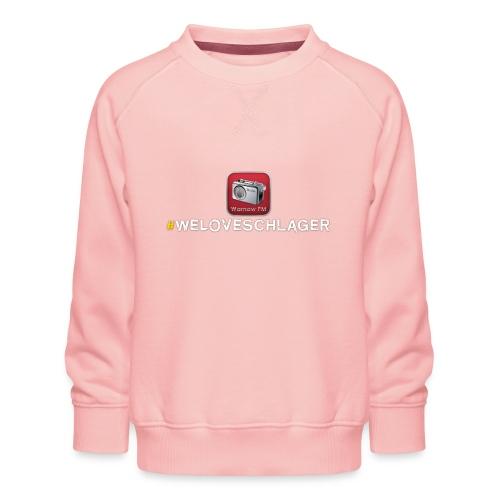 WeLoveSchlager 1 - Kinder Premium Pullover