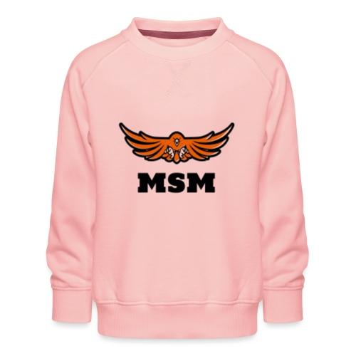 MSM EAGLE - Børne premium sweatshirt