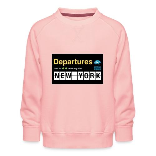 Departures Defnobarre 1 png - Felpa premium da bambini