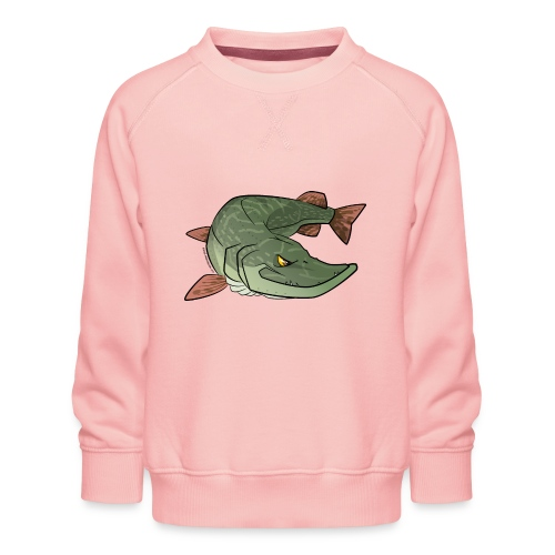 Red River: Pike - Kids' Premium Sweatshirt