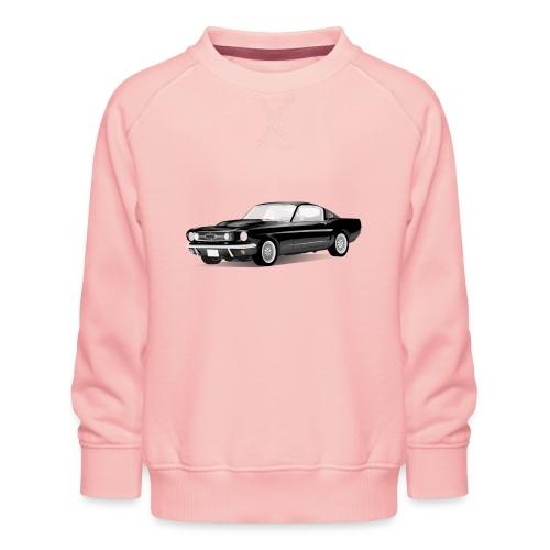 sport auto - Kinderen premium sweater
