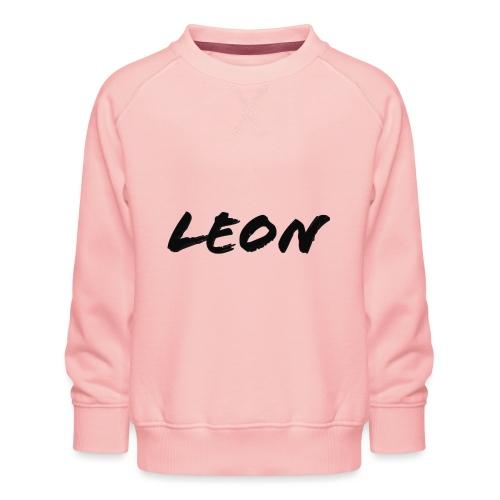 Leon - Sweat ras-du-cou Premium Enfant